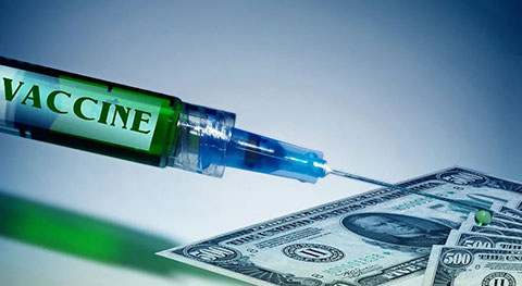 When will the new crown vaccine be available and how will it be priced? May be as low as $8