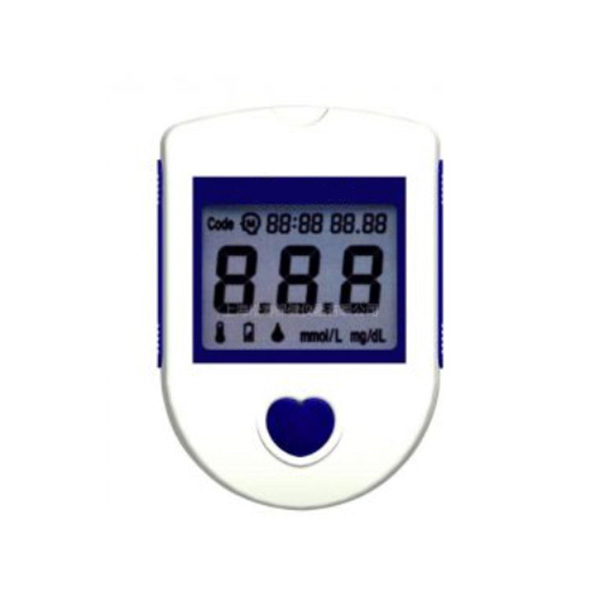 Electronic blood glucose meter